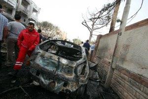 У посольства Франции в Ливии произошел взрыв