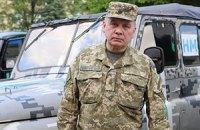 Український генерал поскаржився на бездіяльність СММ ОБСЄ