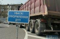 Пенсионерка в Киеве выжила после наезда грузовика, но скончалась от сердечного приступа