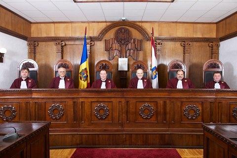 Конституционный суд Молдовы, поспособствовавший двоевластию, в полном составе ушел в отставку
