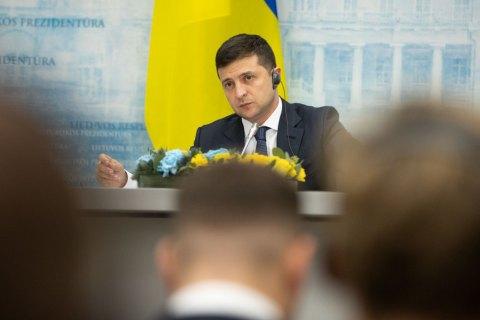 """Зеленский внес законопроект об уголовной ответственности """"воров в законе"""""""