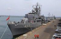 Кораблі НАТО вперше в цьому році зайшли в порт Одеси