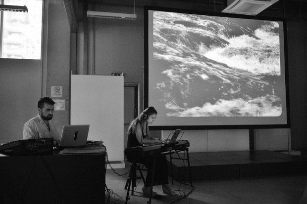 Показ фільму «Одинадцятий» у супроводі Софії Турти та Антона Байбакова