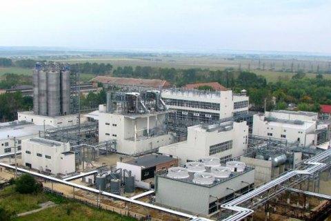 Опасных выбросов в воздухе после пожара на химзаводе в Калуше не обнаружили