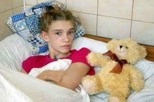 Сашу Попову виписали з лікарні