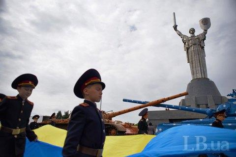 У Києві перейменували музей ВВВ