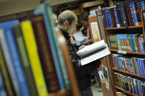 Із 16 липня не менше 50% книжок у крамницях мають бути українською