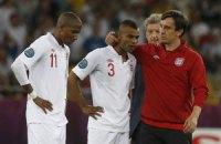 Футболісти збірної Англії зазнали расистських образ на батьківщині