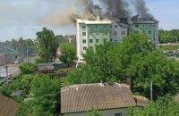 На Киевщине произошел взрыв в жилой пятиэтажке, погиб человек (обновлено)