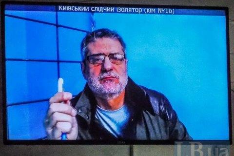 Суд продовжив запобіжний захід для обвинуваченого ексголови київського СБУ Щеголєва