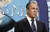 Лавров: шанси на національне примирення в Сирії наразі є