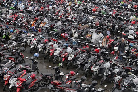 Harley-Davidson уйдет изсоедененных штатов из-за торговой войны с EC