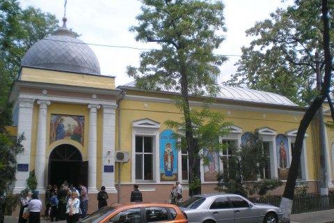 ПЦУ заявила о попытке сторонника Филарета захватить кафедральный собор в Одессе