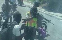 Напередодні відбірного матчу ЧС-2022 збірну Белізу затримали в Гаїті озброєні повстанці