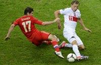 Он-лайн-трансляція матчу Греція - Росія