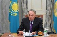 Путін обговорив з Назарбаєвим ситуацію в Україні