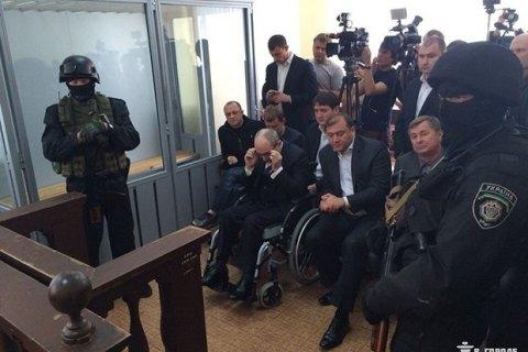 Суд по делу Кернеса перенесли на 7 сентября
