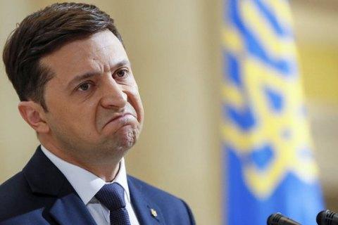 Зеленський назвав помилкою рішення Грузії відкликати для консультацій посла в Україні