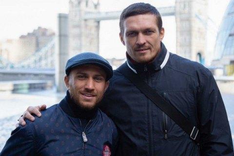 Усик і Ломаченко увійшли у топ-5 кращих боксерів сучасності