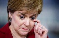 Шотландія відклала підготовку референдуму про незалежність