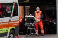 Количество инфицированных коронавирусом в Италии превысило тысячу человек