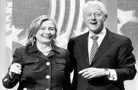 Билл Клинтон прочит свою жену в президенты США