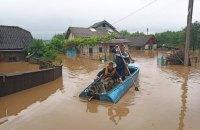 Повені на заході України. Евакуація місцевих мешканців та мільйонні збитки (ФОТО)