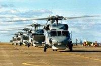 Кабмин выделил 742 млн грн на украинские вертолеты