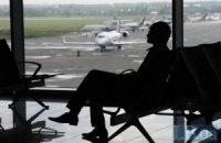 В Украине начали отменять авиарейсы из-за забастовки в ЕС