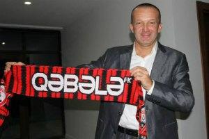 """Григорчук привів """"Габалу"""" до бронзових медалей"""