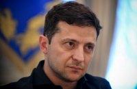 Зеленський: миру на Донбасі можна досягти політико-дипломатичним шляхом