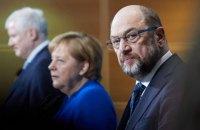 """В Германии договорились о создании """"большой коалиции"""""""