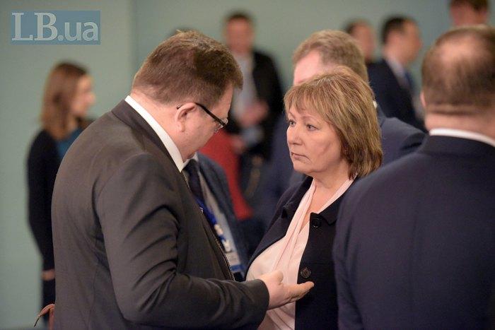 Богдан Львов та Валентина Данішевська