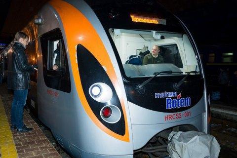 ЗУкраїни унапрямку Перемишля курсуватиме щеодна пара поїздів