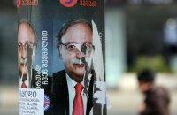 Грузинская оппозиция отказалась признать результаты выборов президента