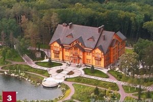 В Межигорье создается  монастырь?