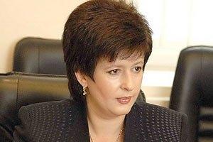 Лутковська заперечує причасність до обшуку офісу Карпачової