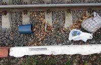 В Хмельницкой области пожилая женщина попала под поезд