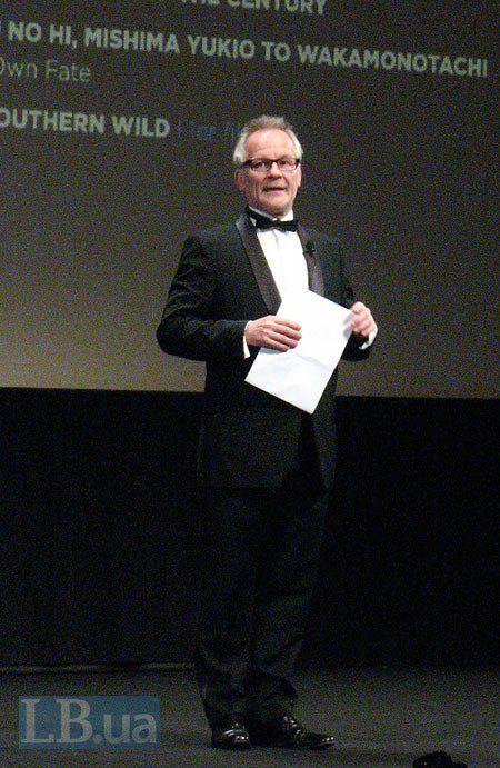 Виконавчий директор Каннського кінофестивалю Тьєррі Фремо