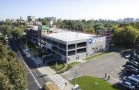 Кличко открыл трехэтажный паркинг на территории столичного зоопарка