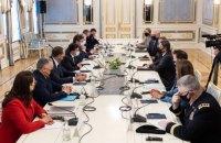 """Зеленский анонсировал """"очень серьезное"""" двустороннее соглашение с США"""