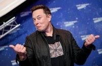 Статки Ілона Маска вперше перевищили $200 млрд за версією Forbes