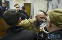 Суд арестовал главного подозреваемого в деле об убийстве Шеремета Андрея Антоненко