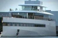 В Голландии спустили на воду яхту, спроектированную Стивом Джобсом