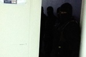 Тимошенко не пустили к Луценко