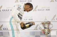 Драматично завершился в Формуле-1 Гран-При Бахрейна