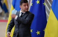 Зеленський: Україна може приєднатися до санкцій проти РФ за отруєння Навального
