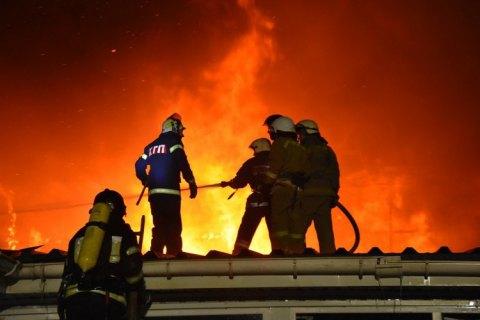 Двоє людей загинули внаслідок пожежі у п'ятиповерхівці на Київщині