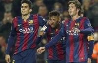 """Іспанська футбольна влада підозрює """"Барсу"""" в """"договірняку"""""""