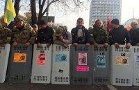 Соболев: митинг под Радой сегодня не разойдется